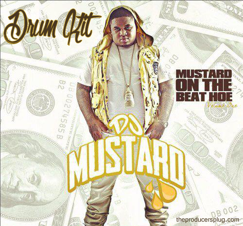 Dj Mustard, drum kit, free