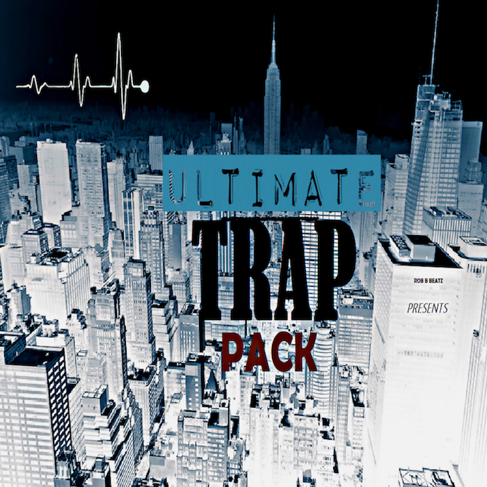 The Ultimate Trap Drum Kit | The Producer's Plug com